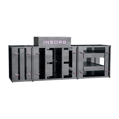 Газоконвертор INSORB Solution 12/2